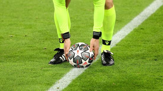 Schiri kollabiert bei Afrika-Cup-Quali-Spiel