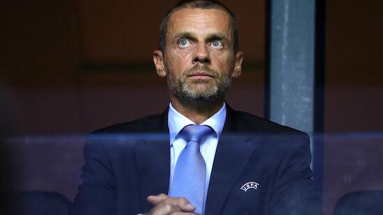 Ultimatum für UEFA im Super-League-Streit