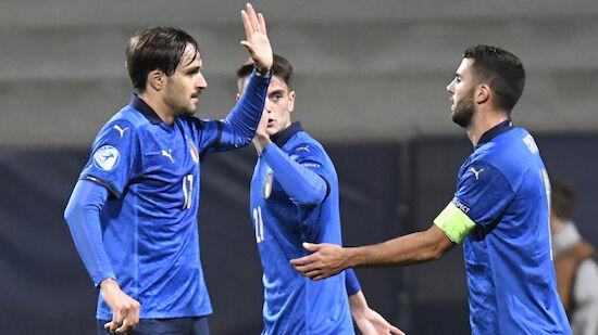 Favoritensiege für Spanien und Italien in Gruppe B