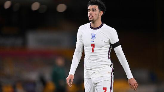 U21-EM: England nach zweiter Pleite vor dem Aus