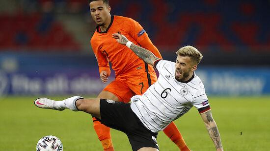 U21-EM: Deutschland rettet Punkt gegen Niederlande