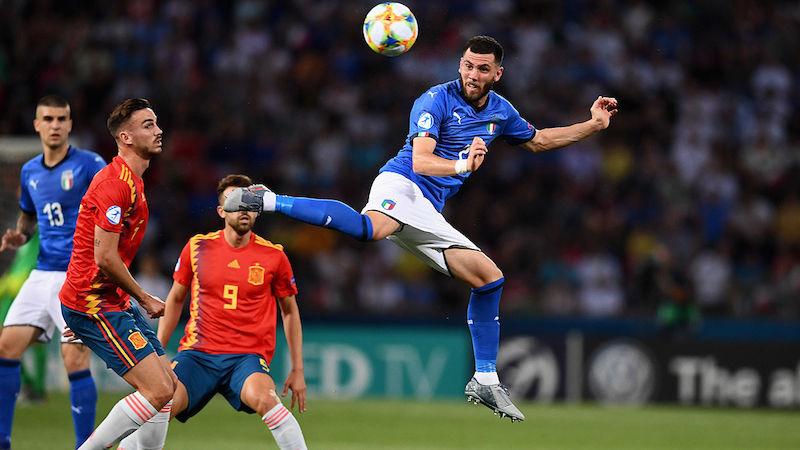 U21-EM: Traumtore bei Italien-Sieg gegen Spanien