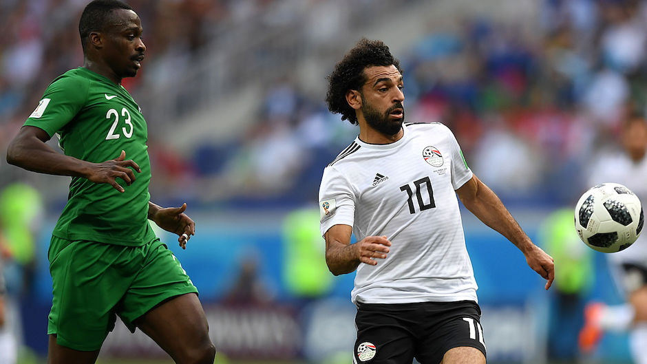 Ägypten Saudi Arabien Wm