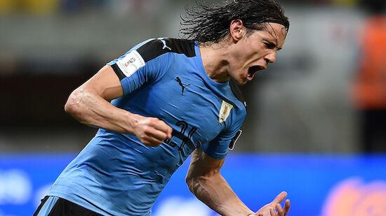 Uruguay gewinnt China Cup