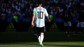 Das Scheitern des Lionel Messi