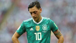 Özil tritt aus DFB-Team zurück