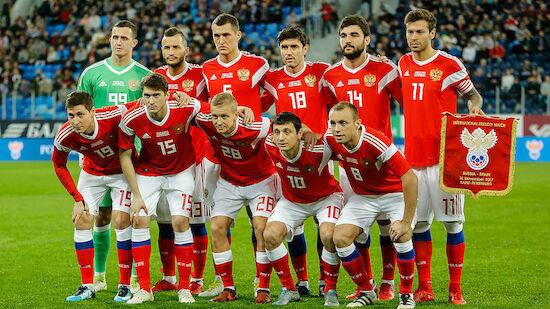 Russische WM-Teilnehmer nicht gedopt