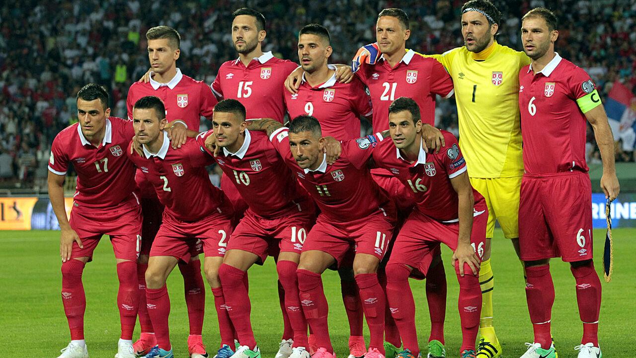 Serbien Wm Quali