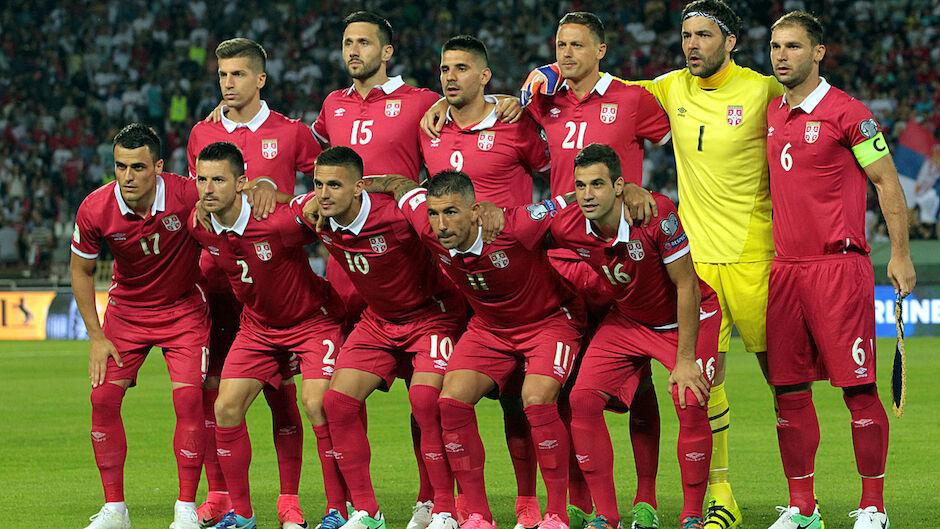 Serbien österreich Wm Quali