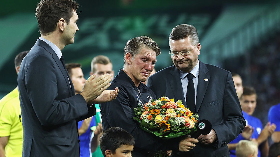 Bastian Schweinsteigers Abschied aus dem DFB-Team