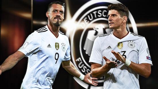 DFB-Team: Wagner schießt gegen Gomez