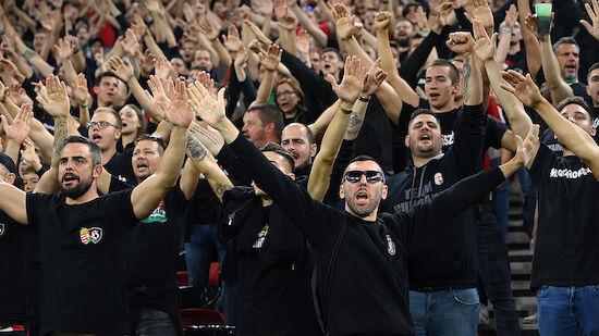 Rassismus: FIFA bestraft Ungarn mit Geisterspiel