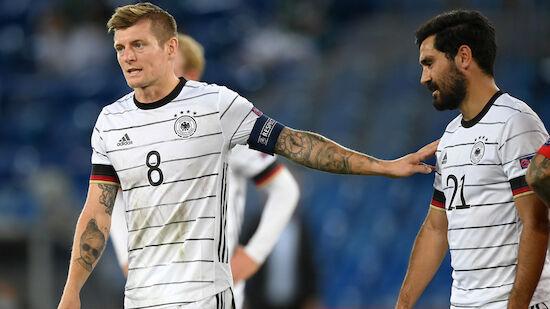 Toni Kroos fällt für WM-Quali-Auftakt aus