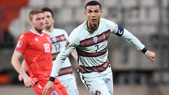 Portugal siegt trotz Rückstand gegen Luxemburg