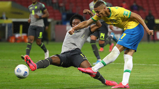 Brasilien agiert in der WM-Qualifikation souverän