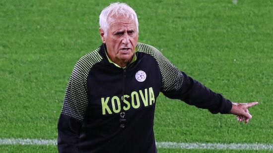 Kosovo entlässt Cheftrainer nach Talfahrt