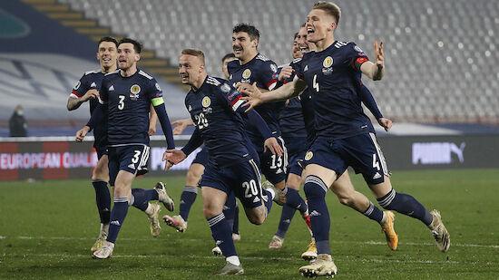 ÖFB-Gegner Schottland im Aufwind