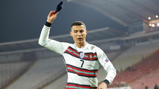 64.000 Euro für Ronaldos Kapitänsschleife