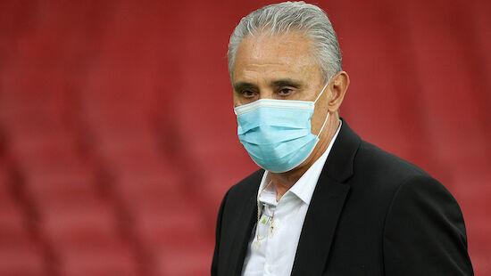Große Unruhe um Brasiliens Nationalteam
