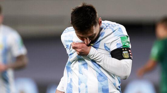 Argentinien-Klausel: Messi fehlt PSG