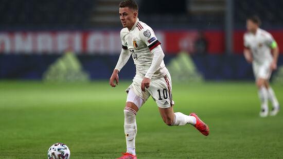 Belgien muss in Prag auf 7 Kaderspieler verzichten