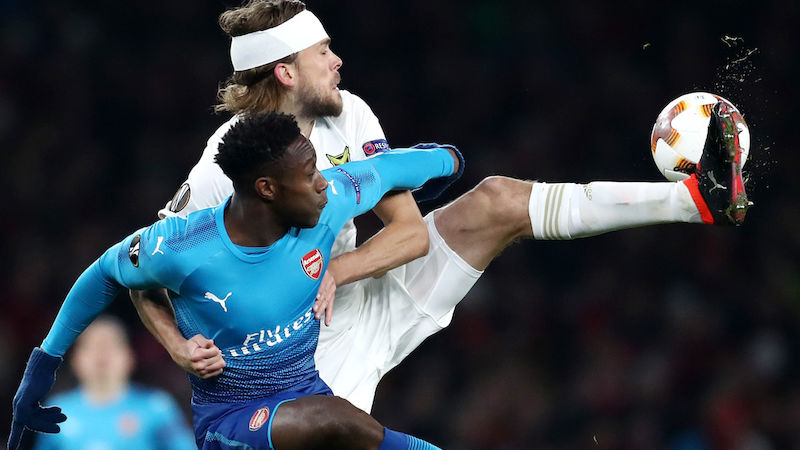 Europa League: Arsenal und Milan im Achtelfinale