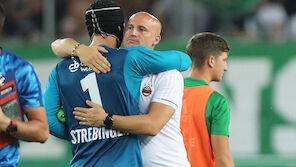 Rapid-Coach Djuricin will Fans ins Boot holen