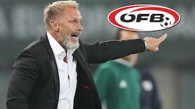 Fink hat Ideen als ÖFB-Teamchef