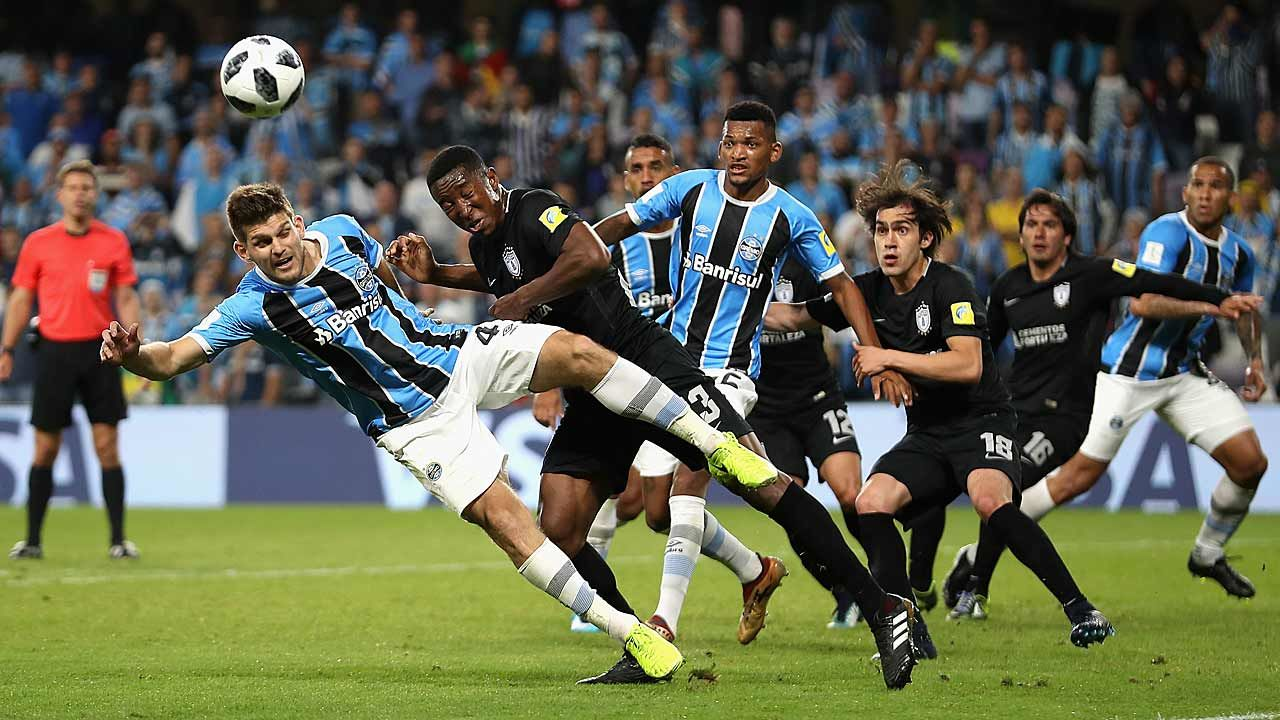 Gremio Porto Alegre steht im Finale der Klub-WM - LAOLA1.at