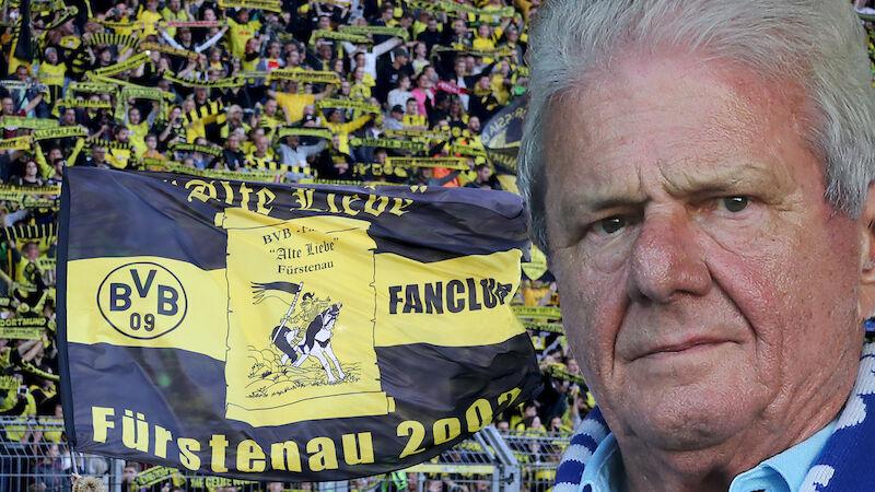 Strafanzeige gegen BVB-Fans