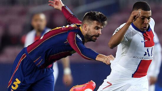 Barcelona gelingt kein Wunder in Paris