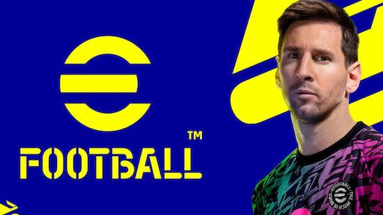 PES wird eFootball und Free2play