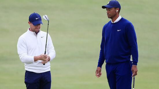 McIlroy: Tiger Woods geht es besser als gedacht