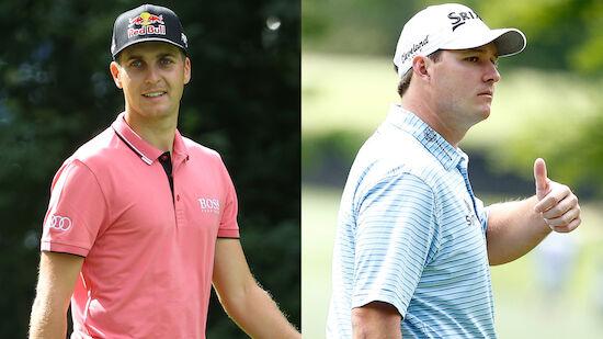 Schwab & Straka starten in Golf-Turnier
