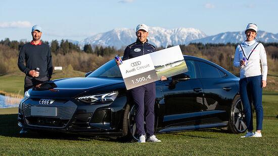 Finale im Audi Circuit: Alle jagen Leader Nemecz