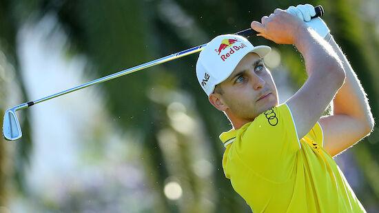 Schwab hat PGA-Tour-Karte fix in Tasche