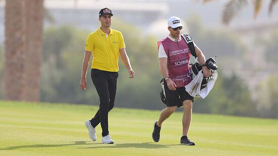 Matthias Schwab mit mäßigem Auftakt in Doha