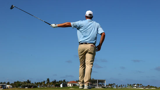 Straka auf PGA-Tour mit Chance auf Top-Ergebnis