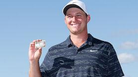 Straka startet als 1. Österreicher in PGA-Tour