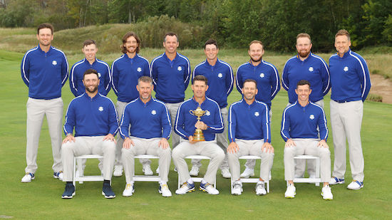 Ryder Cup - das Reglement: So läuft das Golf-Duell