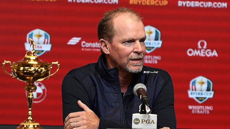 Ryder Cup 2020: Steve Stricker neuer USA-Captain