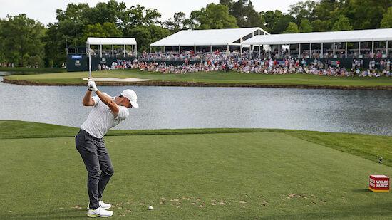 Rory McIlroy hofft auf 19. PGA-Sieg - Straka 38.
