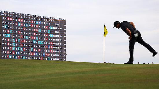 Phil Mickelson führt bei PGA Championship