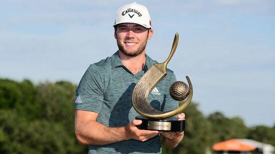 Burns feiert Premieren-Sieg auf PGA-Tour