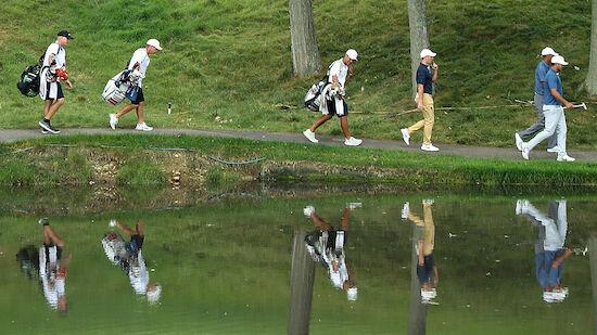 40 Extramillionen für Golf-Stars
