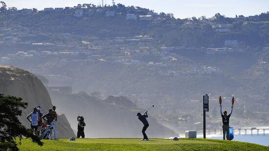 PGA-Tour: Sepp Straka zur Halbzeit in den Top-10