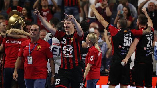 Skopje triumphiert in Handball-Champions-League
