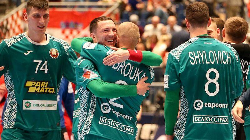 Handball-EM: Tschechien bleibt punktelos
