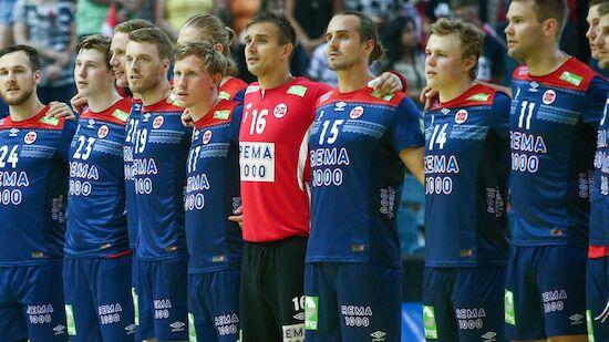 Norwegen bucht Halbfinal-Ticket endgültig