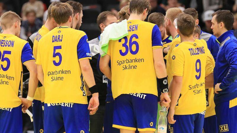 Schweden stellt Ungarn ein Bein